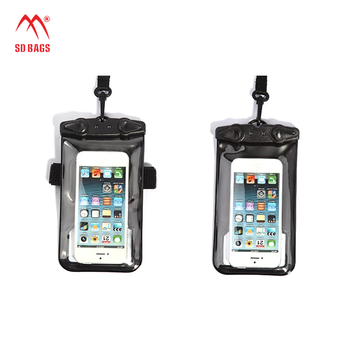 Wrist Arm Bag Mobile Phone 9500pvc Pouch Sd Wb 024 9500 Pvc Waterproof Neck Hanging