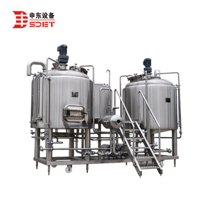 Craft Equipment Micro Beer Making Machine 1000l Brewery Beer Brewing