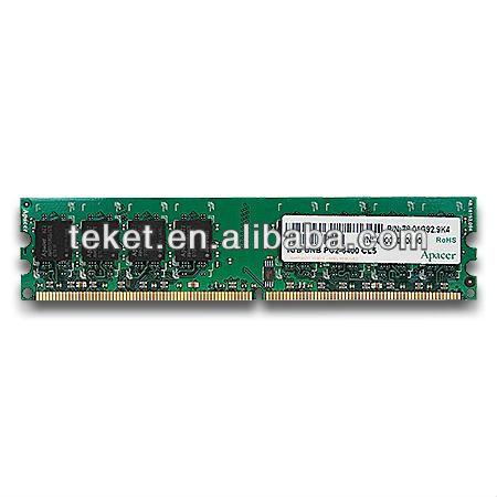 Apacer Desktop Memory Ddr2-800 Unbuffered Dimm 1gb/2gb Unb Pc2 ...