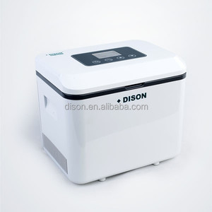 ABS Material and Shoulder Bag Type Dison BC-1500A outdoor vaccine blood cooler bag with battery powered refrigerator