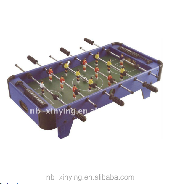 Hot Sale Mini Tabletop Foosball Soccer Table Game for kids