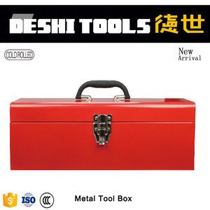 hot sale red electrostatic plastic powder cold-rolled toolbox