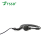 Two Way Radio Earpiece Clear Voice Air Tube Replaceable Throat Control Earphone