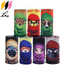 Magic multifunctional seamless tubular bandana promotional custom multi use bandana