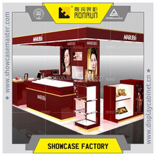 Delicate cosmetic shop design ,cosmetic display set ,customized for your store