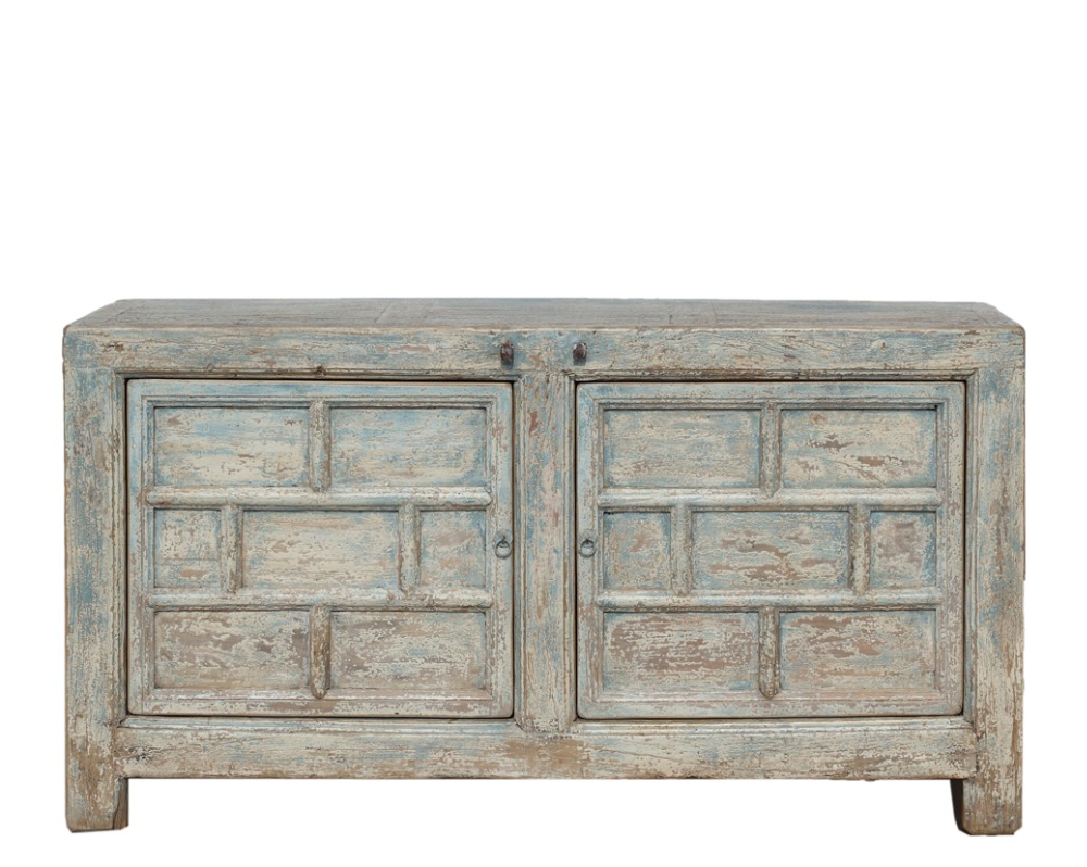 Chinese antique rustic furniture solid wood buffet