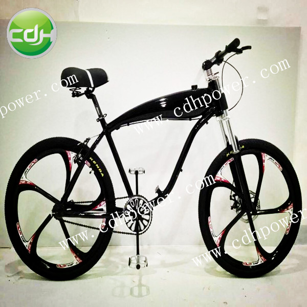 Racing Bicycle For Sale With 2 Stroke 80cc Motor Motorized Bicycle