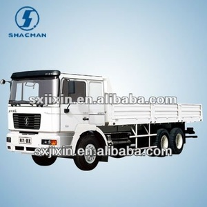 SHACMAN 6x4 Cargo truck more effective than kia cargo truck