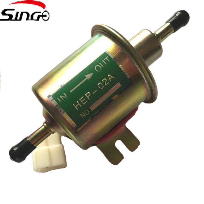 12V Electric Fuel Pump HEP-02A
