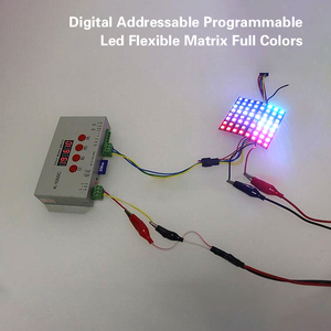 low power 8x8 rgb led dot matrix display with factory bottom price