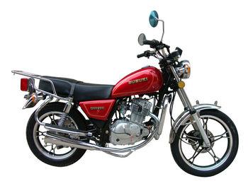 Wj Suzuki 125er Chopper Cruiser Motorrad Gn125h
