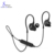 New model waterproof headphones, wireless running earbuds with Mic, Noise cancelling ROHS Bluetooth Headset For Sport