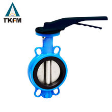 Alibaba express new product metal seat high temperature flange type butterfly valve pneumatic dn50-dn600 cast iron