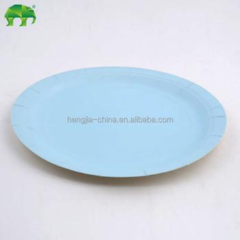 Custom Printed Disposable Wholesale Paper Plates Price & Custom Printed Disposable Wholesale Paper Plates Price - Buy ...