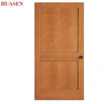 30 X 75 Inch 2 Panel Solid Wood Interior Doors Buy 30 X 75