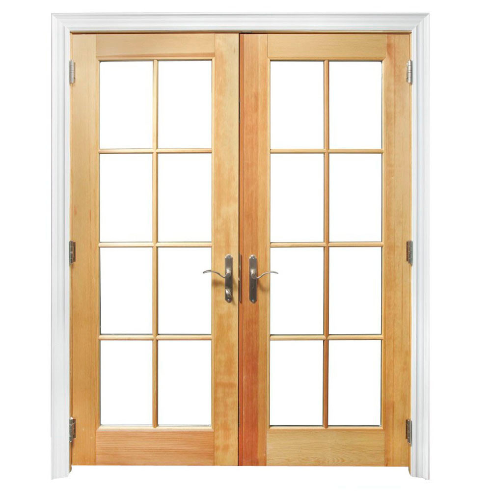 Solid wood doors solid wood doors vs wood doors with for Solid glass exterior door