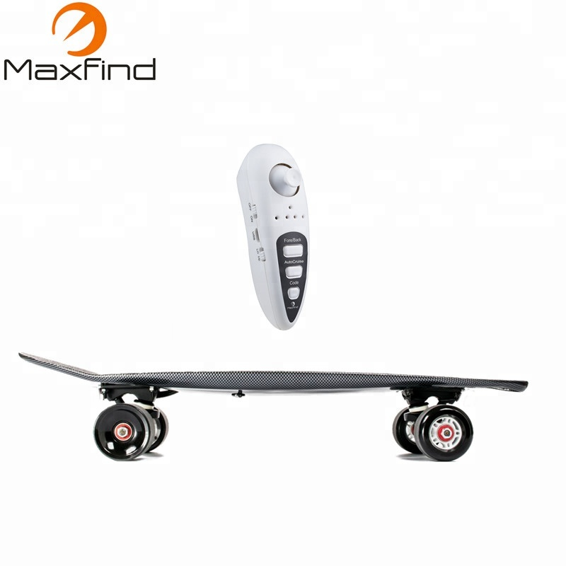 EU warehouse shipping Maxfind electric skateboard with max speed 25km/h