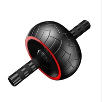 Ab Wheel Roller, Fitness Wheel & Abdominal Carver To Workout, Exercise & Strengthen Your Abs & Core with Gym Equipment