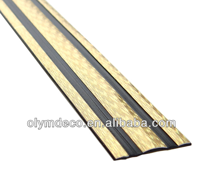 PVC extruded profile Anti-stretchability Plastic Building Material