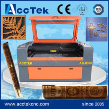 CE standard rubber stamp laser engraving machine cheap price co2 laser for cut/engarve