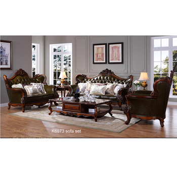 Terrific K6973 Hot Sale American Style Rustic Chesterfield Light Leather Button Tuft Antique Living Room Sofa Set Buy Rustic Green Real Leather Sofa Vintage Caraccident5 Cool Chair Designs And Ideas Caraccident5Info