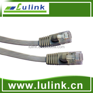 8p8c Cat 7 Patch Cord Rj45 Retractable Lan Cable With Competitive Price