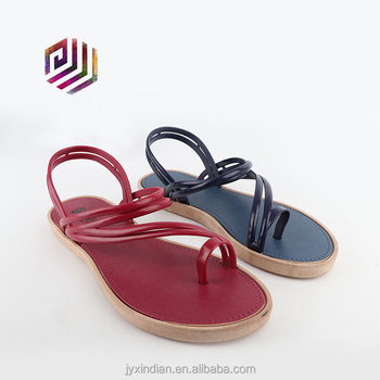 a0938b0bf08a Latest Design Flip Flops Sandals Women Fancy Beach Sandals - Buy ...