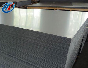 Chinese supplier polished aluminum mirror sheet sublimation 5052 aluminum sheet price per kg