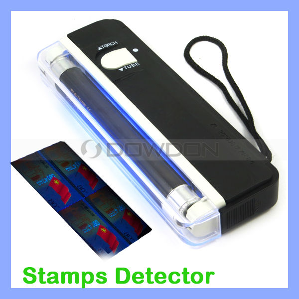 365nm 4 Watts Check Postage Stamps Tagging UV Handheld Blacklight