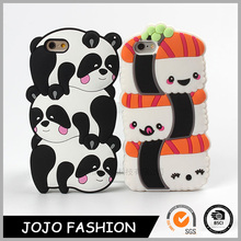 Animal Shape Jewelry Cartoon CELL phone cover silicon phone case