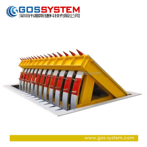 2017 Newest Security hydraulic road blocker for sensitive department
