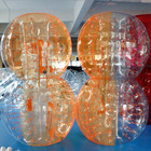 Manufacturer PVC inflatable ball game kids bubble football zorb body bumper ball