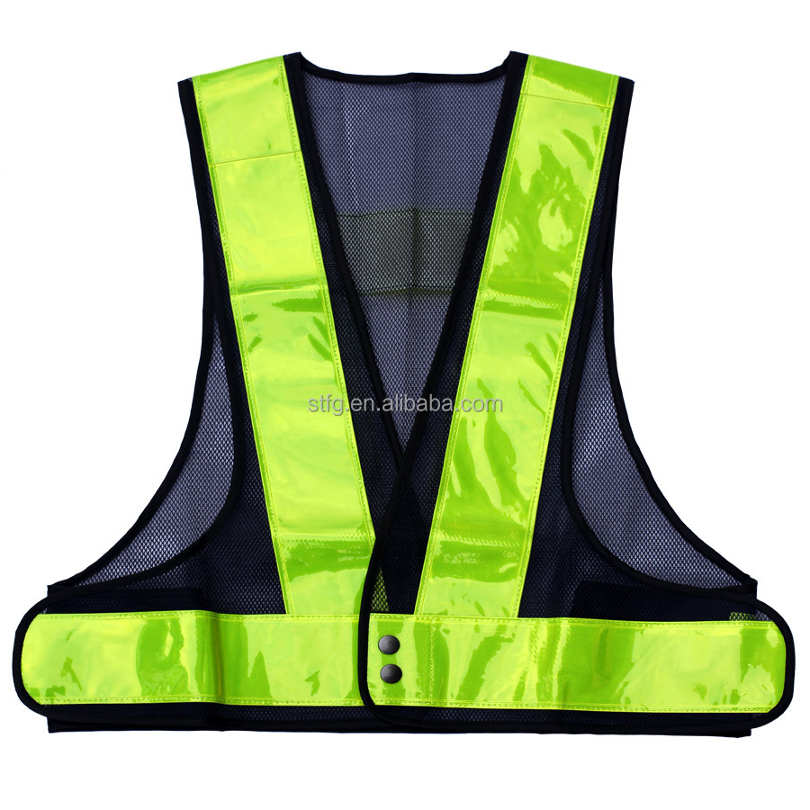 Promotional Men or Women Reflective Safety Vest