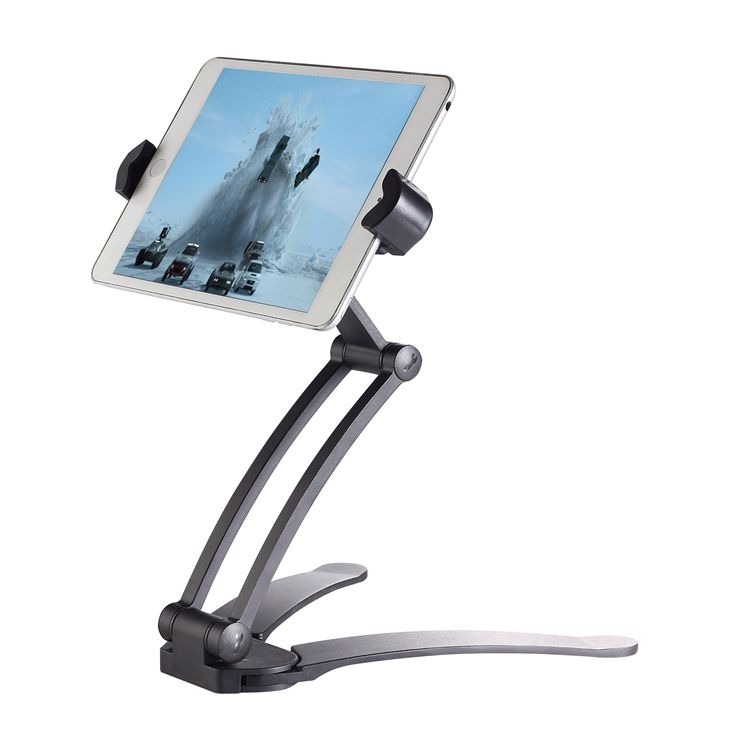 Desk Mount Tablet Holder Kitchen Stand Wall Mount for Surface Pro for ipad Air / Mini 4