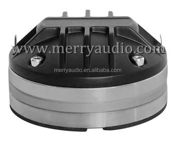 horn speakers / line array tweeter / dome tweeter /44mm VC neodymium  speaker, View 44mm VC neodymium tweeter, Merry Audio Product Details from