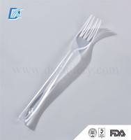 Wholesale Disposable Plastic Fruit Fork