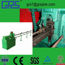 Low Noise Steel Wire Rods Straightening Cutting Machine