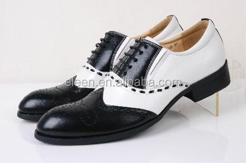 Men'S Wedding Promotion Shoes Luxury leather WrWnEP