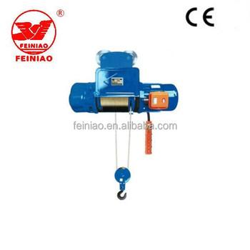 10 Tonnen Verdoppeln Cd Geschwindigkeit/md Art Seilzug/elektrische ...