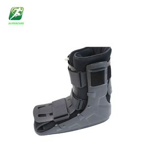 Ankle Cam Walker Pneumatic Orthopedic Shoes Post Operation Shoe