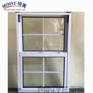 Factory Price European American Style Windows Aluminum Sliding Windows sash windows