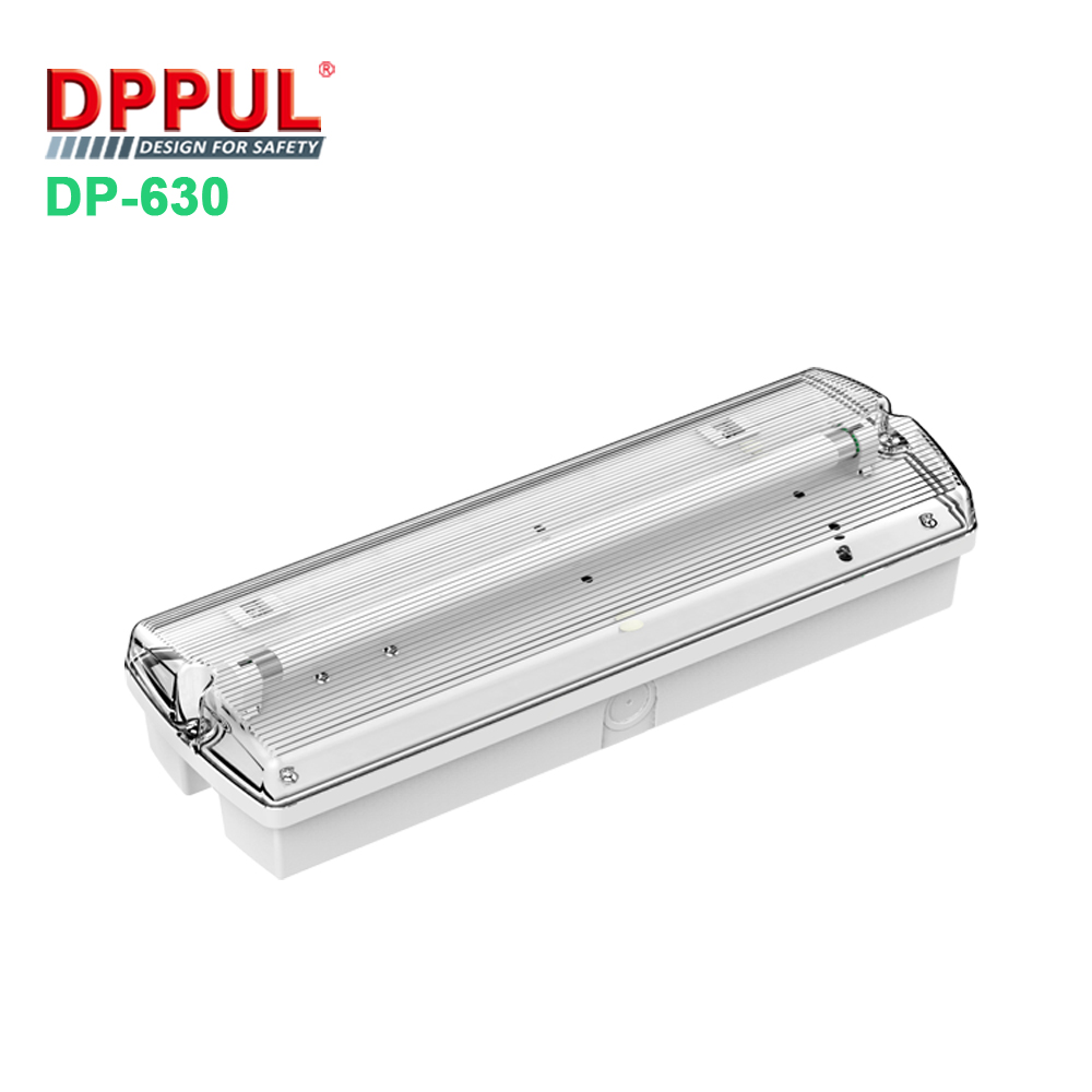 2019 Newest IP65 Bulkhead 빛 DP630 1x8 w Emergency 빛