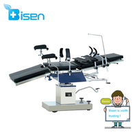 BS-3008C Hot Selling Medical Operating Room Accessories Cardiac Table Hydraulic Surgical Bed For Sale
