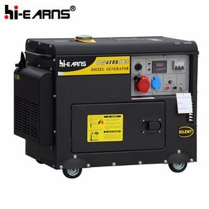 5000W power diesel generator price myanmar