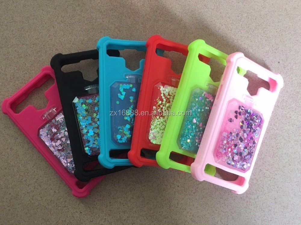 2017 HOT SALE fashion silicone phone case phone cover from factory