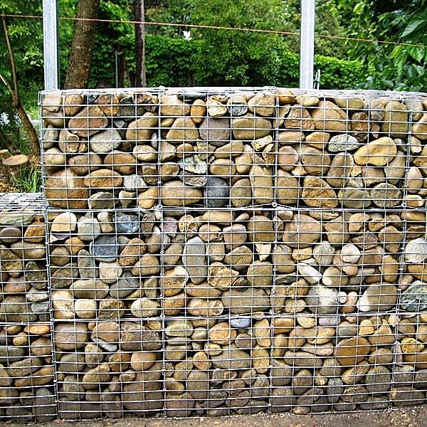 Gaviones De Malla Jaula Para Construccinsoldado Gaviones Muro De