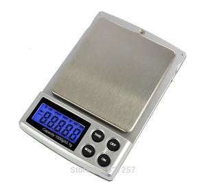 1KG Jewelry Scale Electronic Pocket Digital Weight Diamond Scales