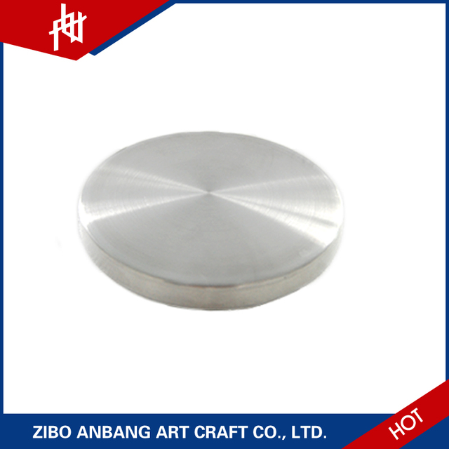 Steel factory twist off canning jar stainless steel lid
