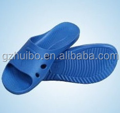 blue Cleanroom Antistatic ESD SPU Safety Slippers/Shoes