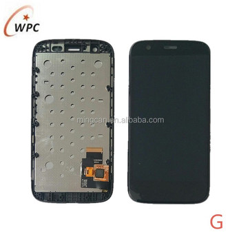 celulares replacement parts for Moto G XT1032 Pantalla LCD para